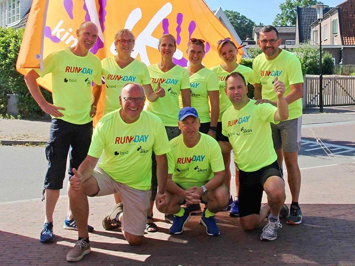 Team Deventer loopt driehonderd kilometer voor KiKa