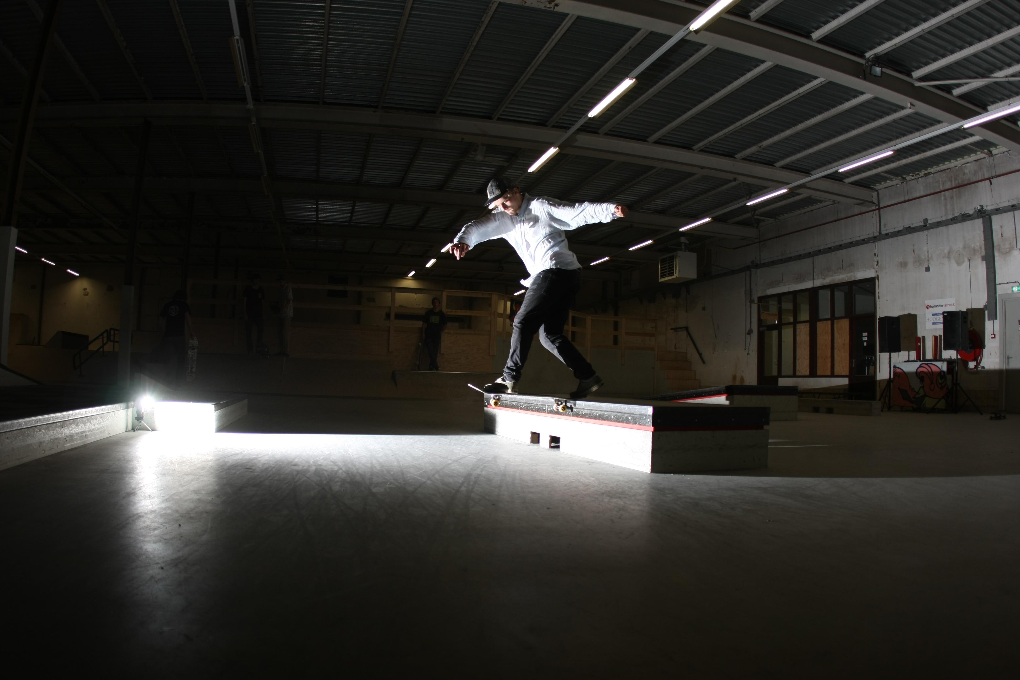 Mooie geldprijs voor beste skateboarder