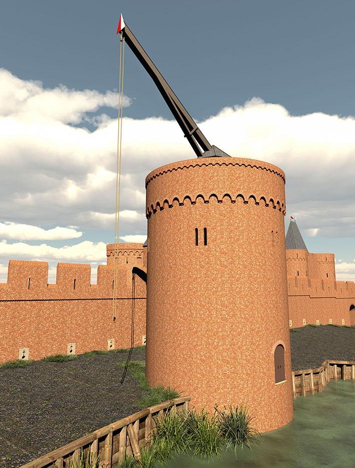 Lezing over Middeleeuws Deventer in 3D
