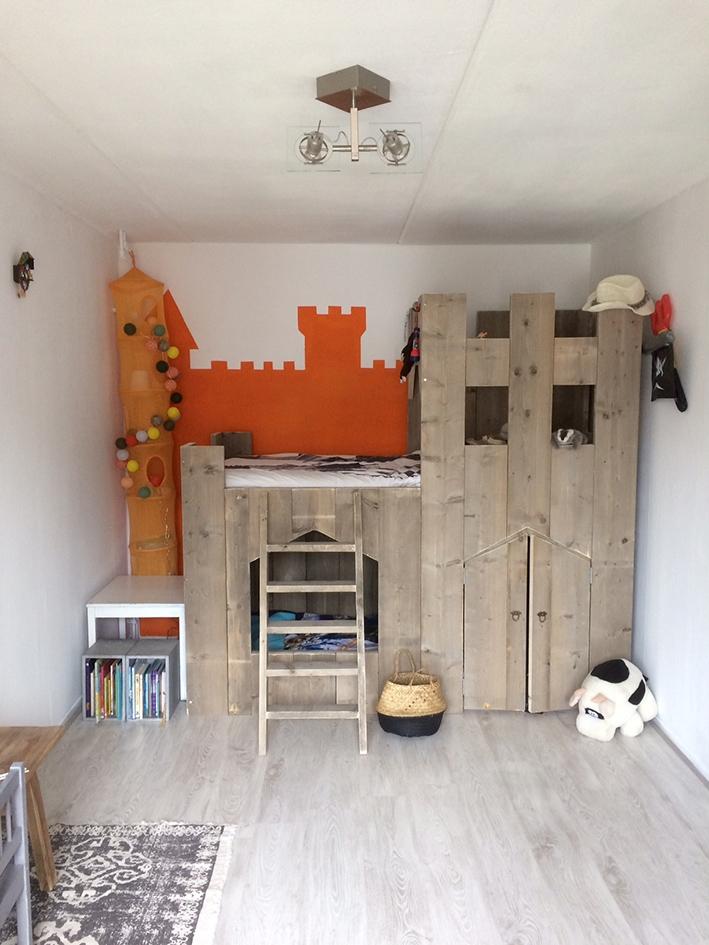 De fraaiste steigerhouten meubelen maak je zelf