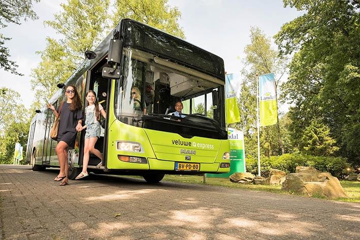 Veluwe-Express gaat zich richten op duurzame mobiliteit