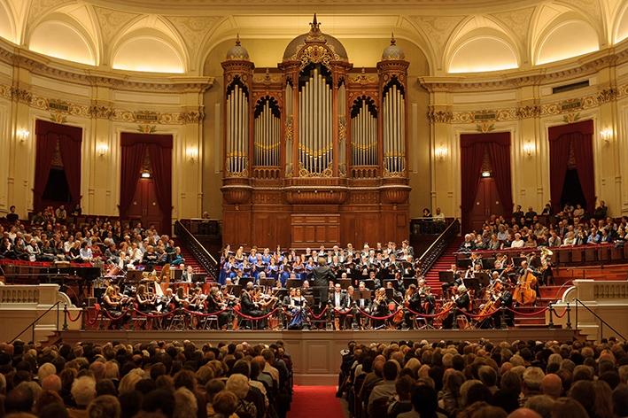 Carmina Burana in Grote Kerk
