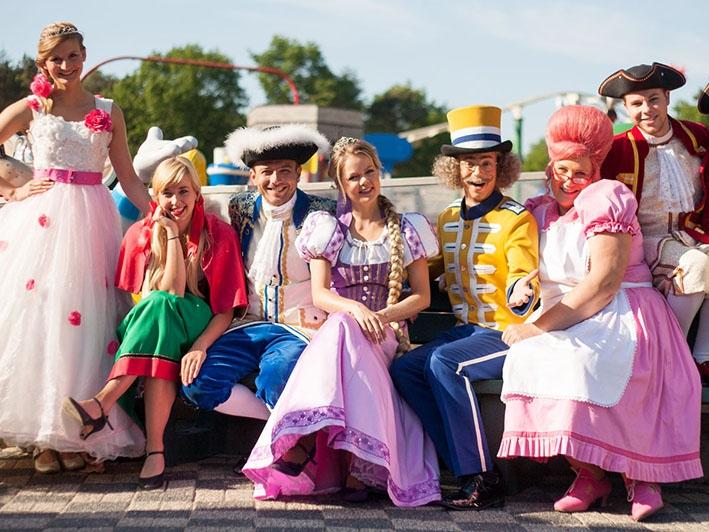 Sprookjesweken in Kinderpretpark Julianatoren