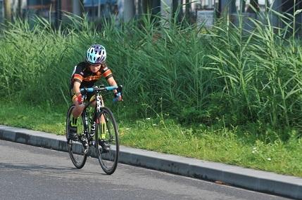 Introductie wielrennen voor kinderen