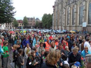 Vrijwilligers voor AvondVierdaagse Deventer