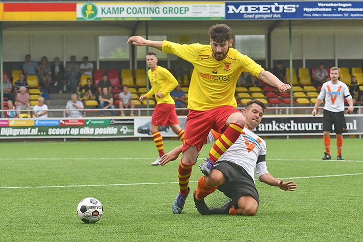 Boeiende aftrap van Apeldoorn Cup 2018