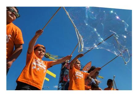 Nederland op Buitenspeeldag één grote speelplek