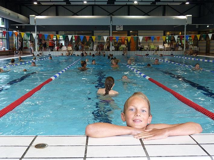 Inschrijving geopend voorZwem4daagse Borgelerbad
