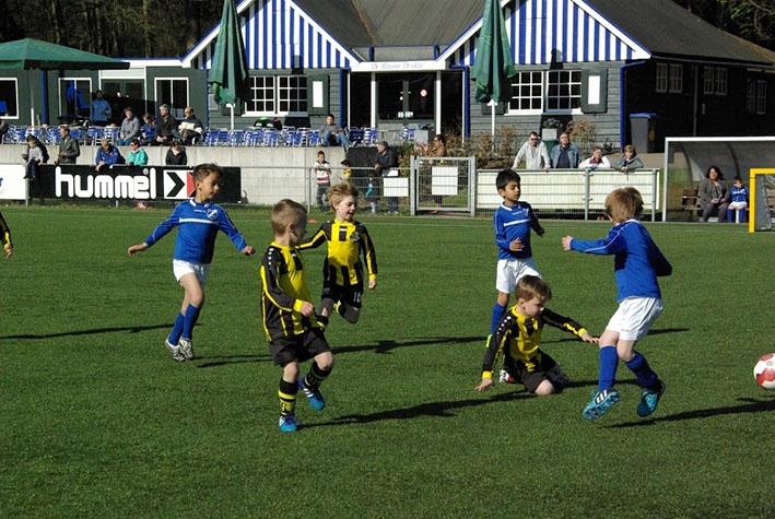 Voetbalinstuif bij AGOVV