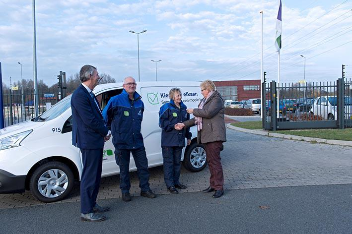 Afvalcoaches van start in Zutphen
