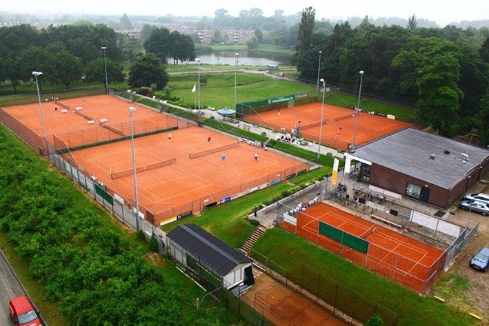 Comfort en plezier bij Drijver's Tennisclub