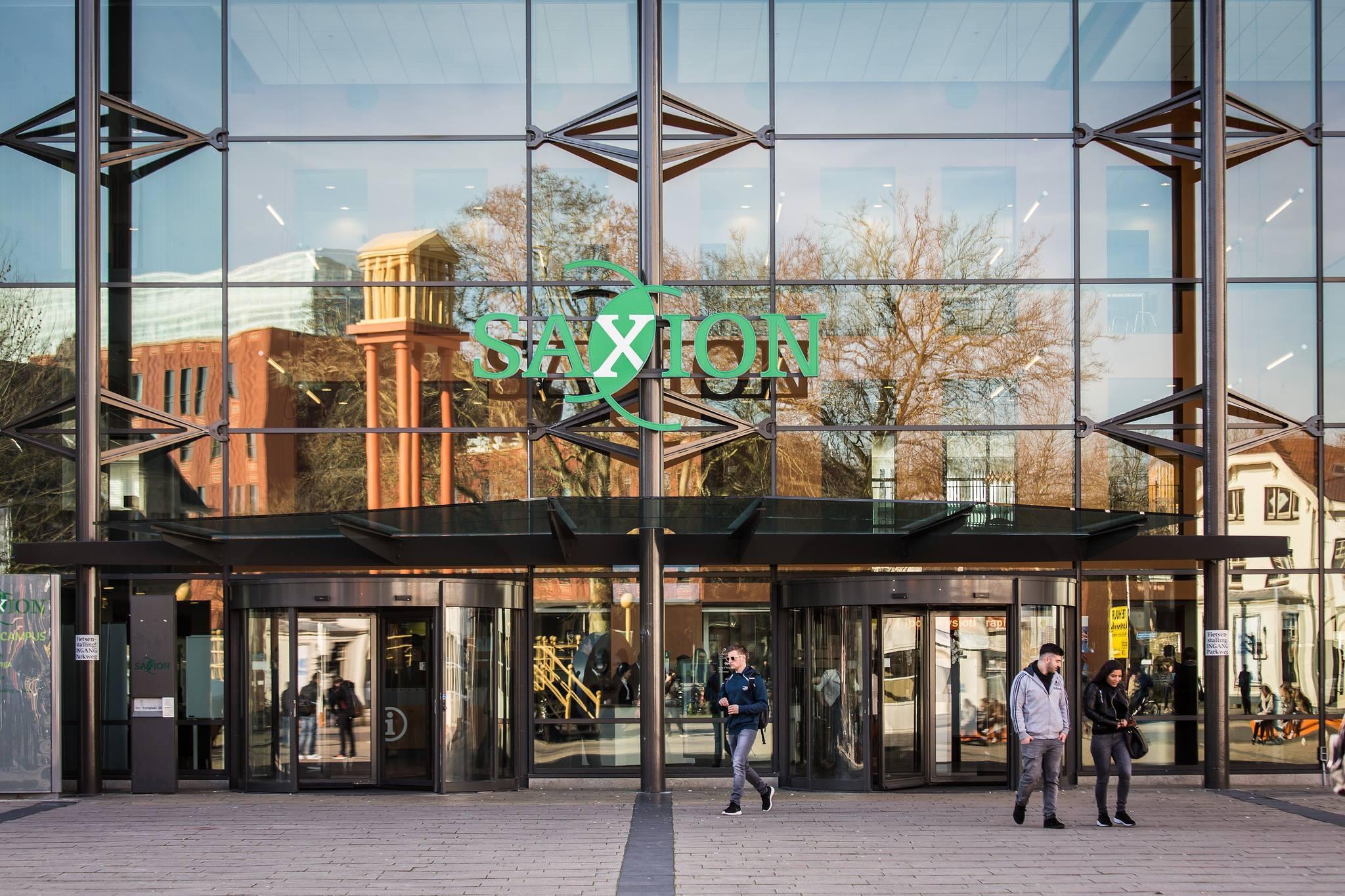 Saxion Open in Apeldoorn