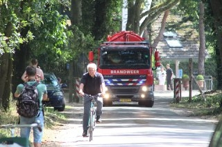 Uitslaande woningbrand in Deventer snel onder controle