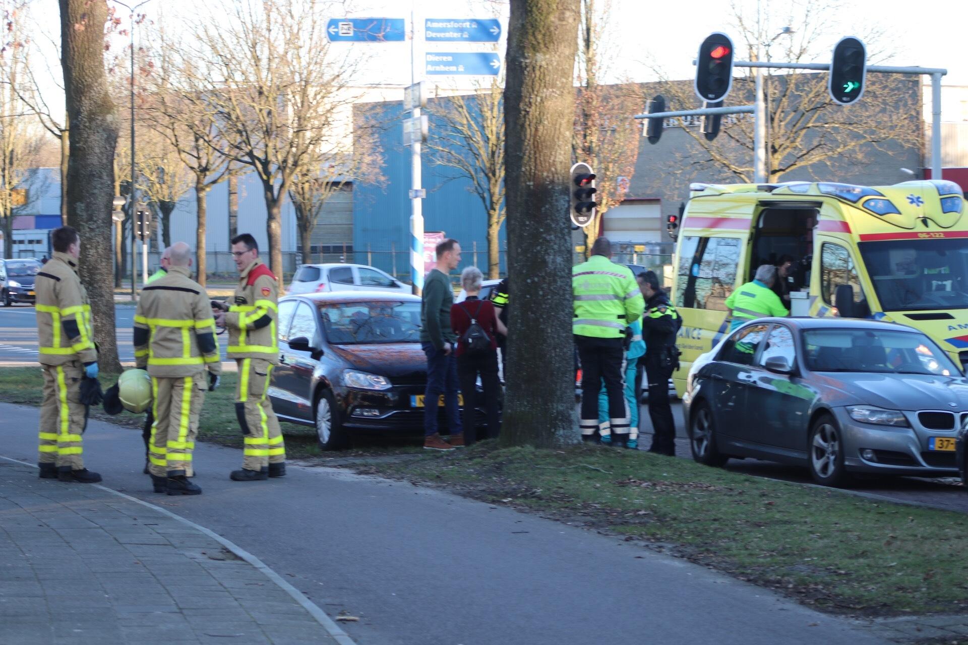 Ongeval Marchantstraat