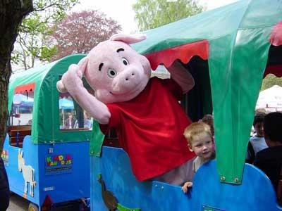 Carnaval bij Binky