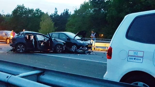 Ernstig ongeval A1