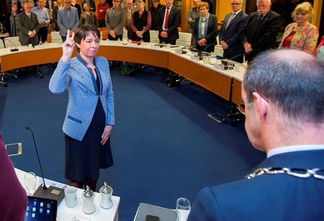 Nieuwe wethouder Brummen benoemd