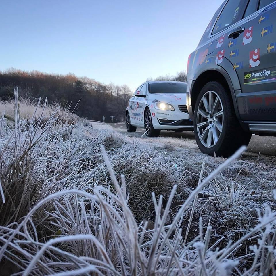 'Buiten de auto plassen bij min 40 graden Celsius'