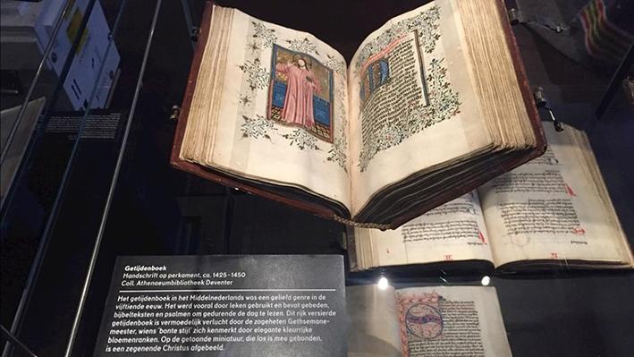Het Deventer Boekin de Middeleeuwen