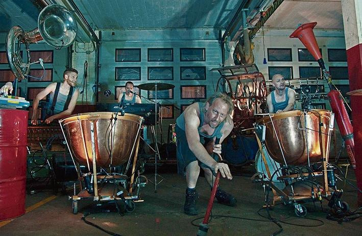 Intieme concerten ondergronds