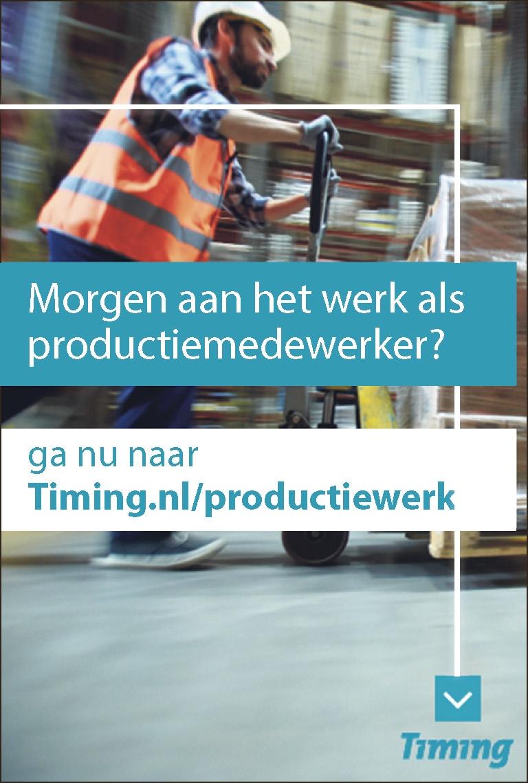 Productiemedewerker