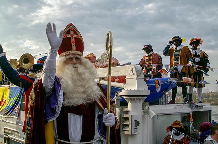 Sinterklaasje, kom maar binnen…