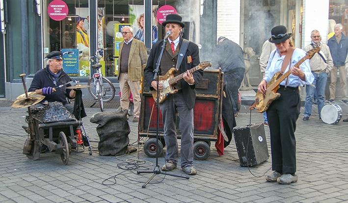 Drie dagen Jazz & So in Zutphen