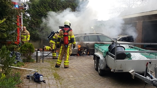 Flinke garagebrand