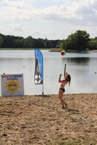 Beachvolleybaltoernooi wordt weer familiefeest