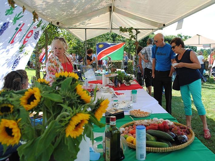 Multicultureel festival Beleef de culturen