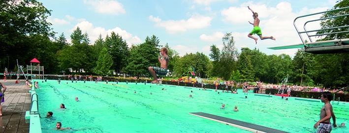 Zwemseizoen van start innOpenluchtbad Boschbad