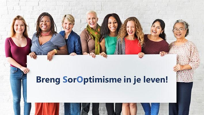 Breng SorOptimisme in je leven