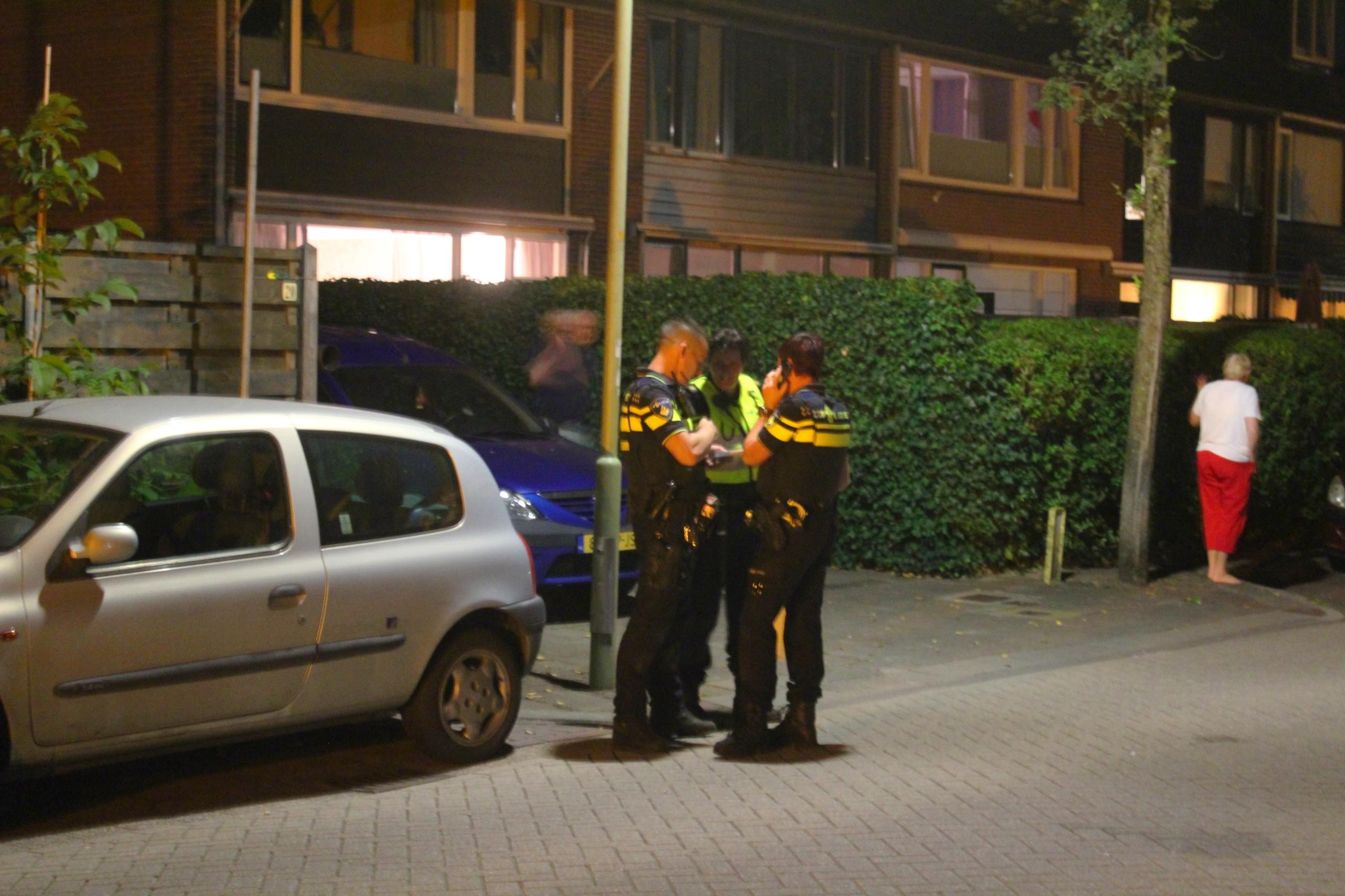 Politie zoekt overvaller