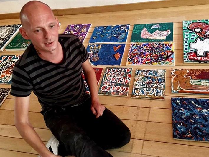Deventer kunstenaarexposeert in Zuid-Korea