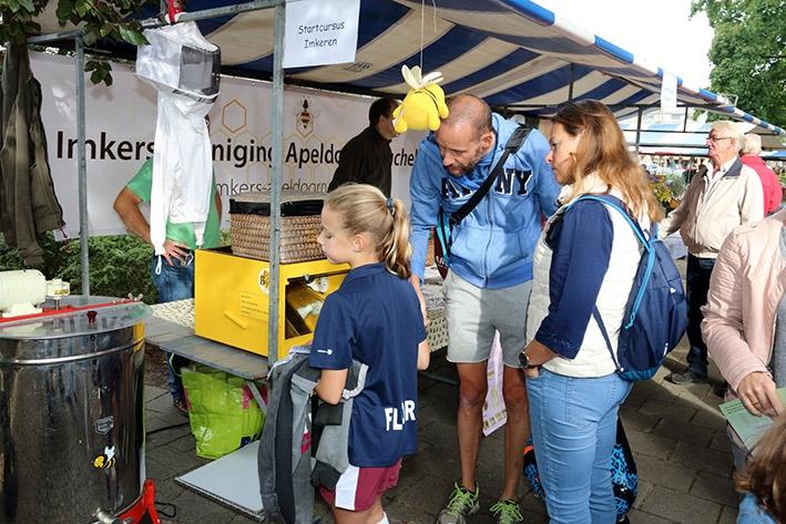 Honingmarkt in Ugchelen