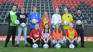 Voetbalschoenen en ballen voor Oeganda