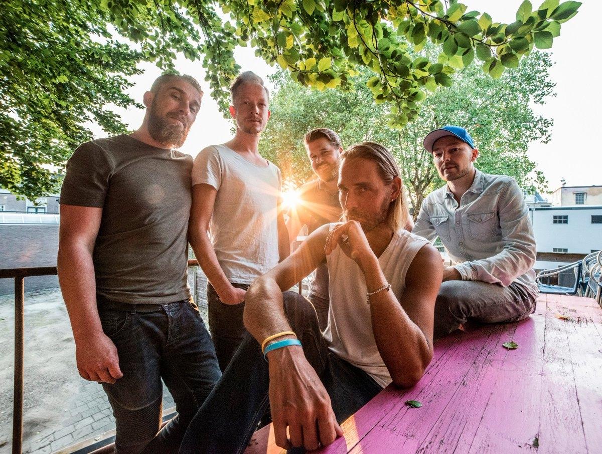 Bands krijgen podium tijdens Bevrijdingsfestival