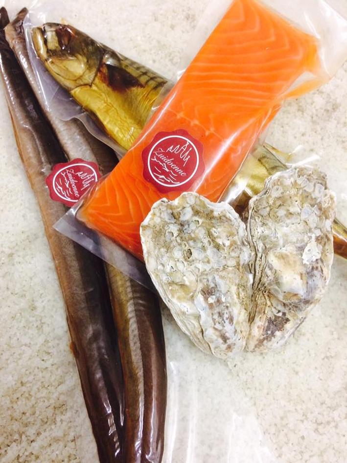 Duurzaam gerookte vis en dat op ambachtelijke wijze