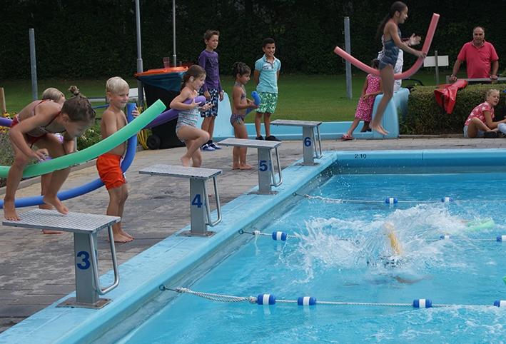 Zwemvierdaagse Steenderen grootse feestweek