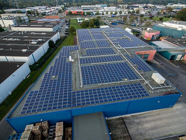 Nieuwe subsidieronde zonnepanelen voor bedrijven en instellingen