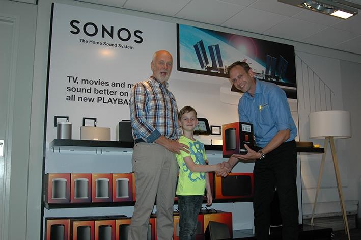 Prijzen voor winnaars Voorjaarspuzzel