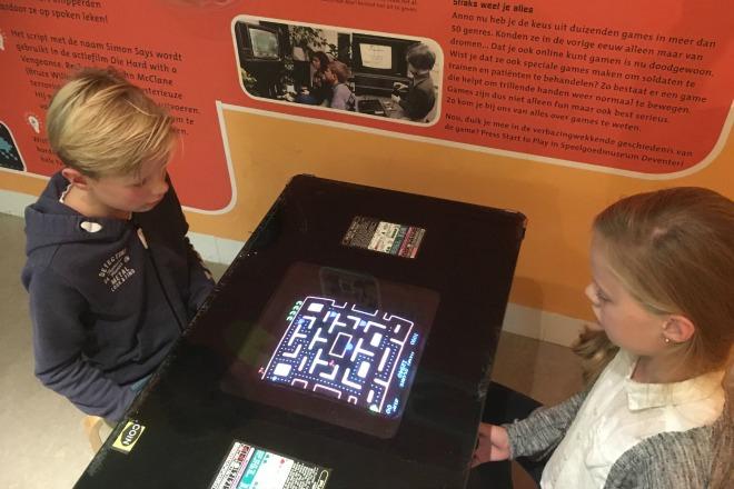 Speelgoedmuseum Deventernnnnbulkt van de activiteiten