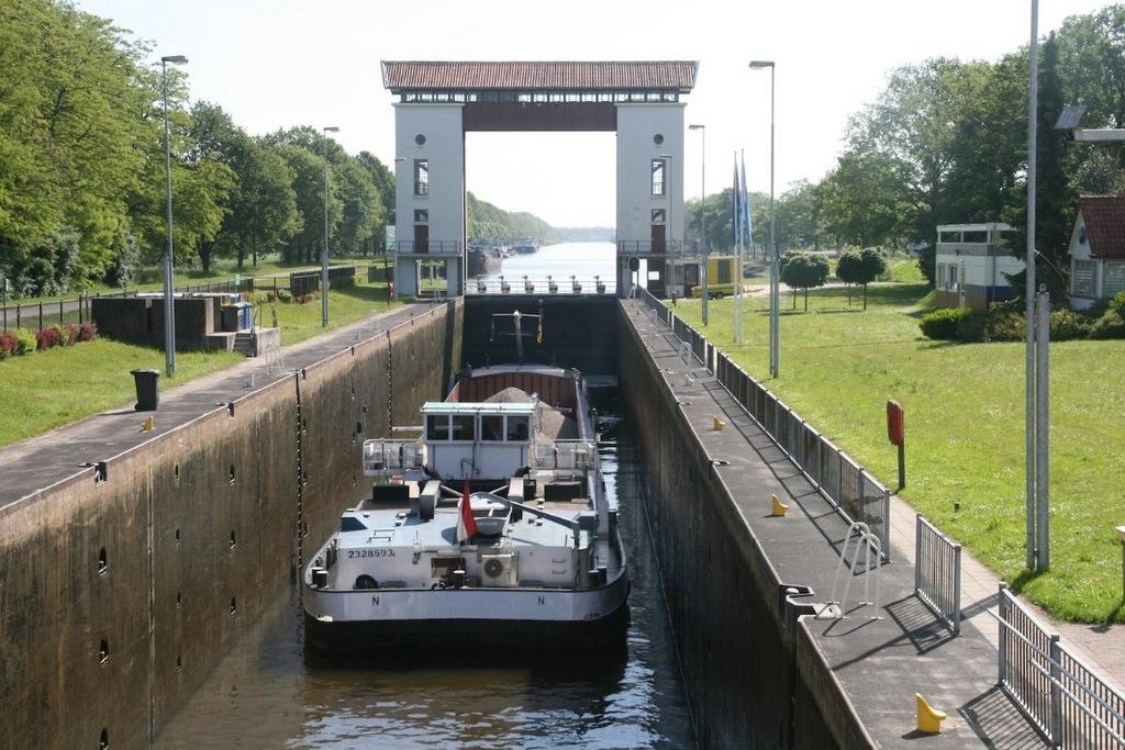 Lezing over Eefdesensluis en Rijkswaterstaat