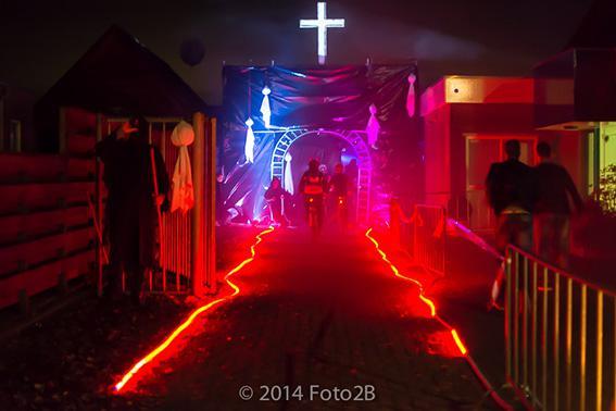 Kom naar Eerbeek als je durft voor Halloween Ride