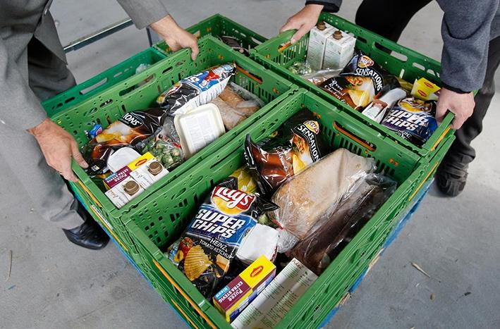 Voedselbank en gemeente bestrijden samen armoede