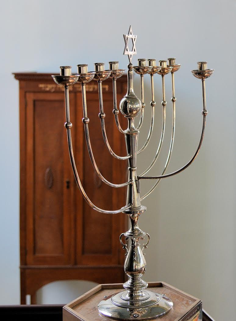 Chanoeka in Zutphense synagoge