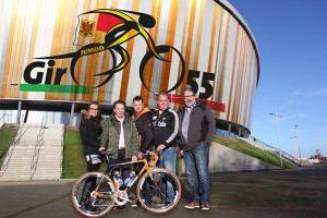 Groot evenement rond Giro voor hele familie in Beekpark