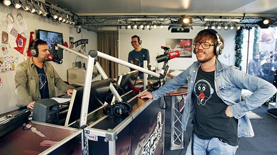 3FM Serious Request 2017 in Apeldoorn