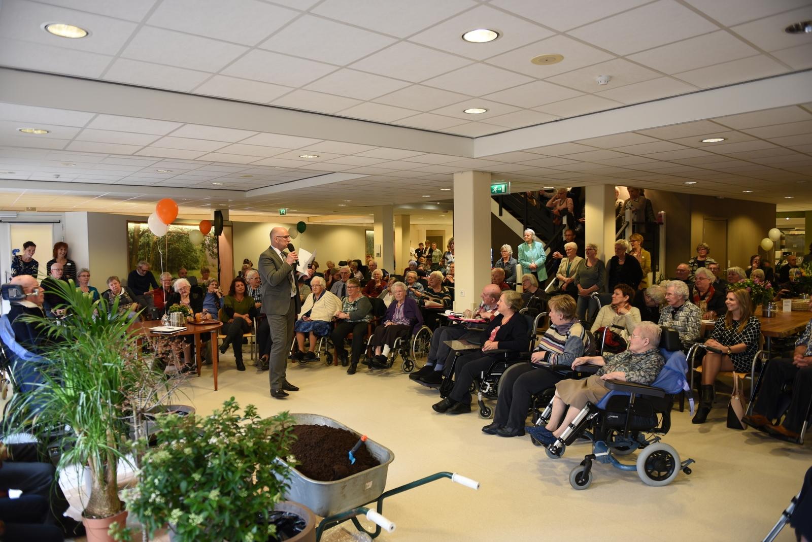 Het Zonnehuis in Beekbergen feestelijk heropend