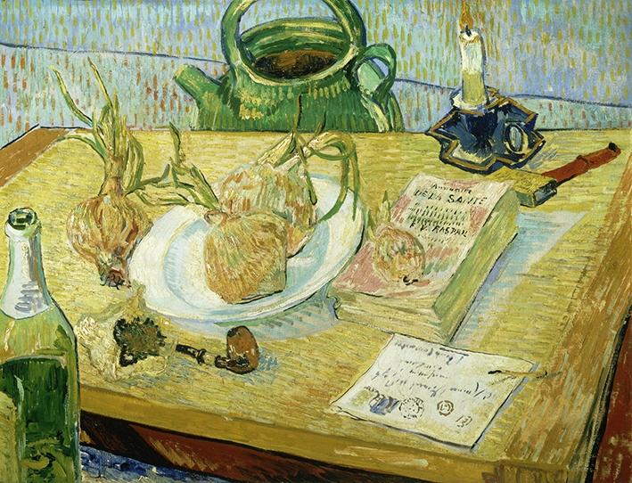 Op de fiets naar Van Gogh